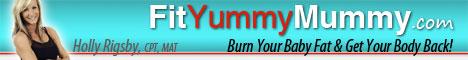 Fit yummy mummy banner